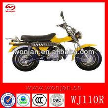 110cc super pocket bike/ 150cc pocket bikes for sale/cheap monkey bike from china(WJ110R)