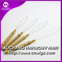 PROFESSIONAL hair extension loop tool/hair loop tool for micro bead hair extension application
