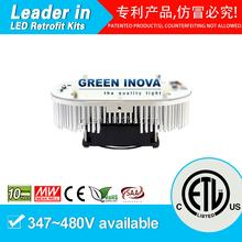 ETL cETL Shenzhen LED parking lot Lighting Retrofit high lumen with 10 years warranty