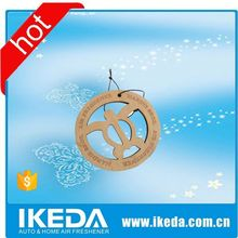 Advertising product wood car air freshene