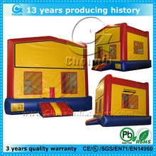 cheap Inflatable jumping house/moonwalk with changeable printing
