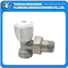 CE aprroved Forged Towel Warmer Radiator Valve HS-RV6002