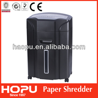 Standard ideal paper shredder from Hopu made in China