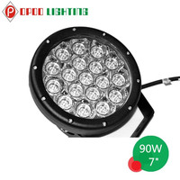 "New Auto Part 4x4 Offroad ARB 7"" Round 90W Led Driving Light"