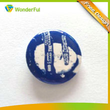 2014Promotional Product Custom Cheap Lovely Metal Button Pin Badge