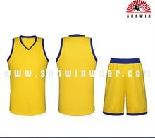 team wear sample basketball uniform design