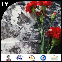 Digital printing wholesale useful high quality 100% cotton twill fabric