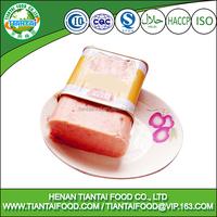 halal deli western chicken luncheon meat import