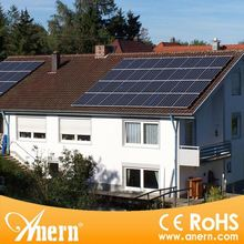 2KW high quality sloping roof type solar system for home