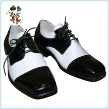 Party Fancy Dress Cheap Mens Gangster Leather Shoes HPC-1891