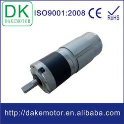 diameter 36mm dc planetary motor permanent magnet motor for motorcycle