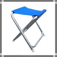 Portable aluminum alloy 7075 folding fishing chair collapsible beach chairs