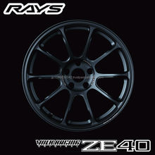 Durable and lightweight RAYS Volk Racing car wheel made in Japan