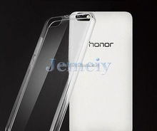 Cell Phone Case Clear donuts design case for huawei honor 4c For Newest Designs and Devices