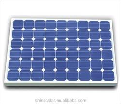 OEM Polycrystalline solar panel 90w 12v for home use