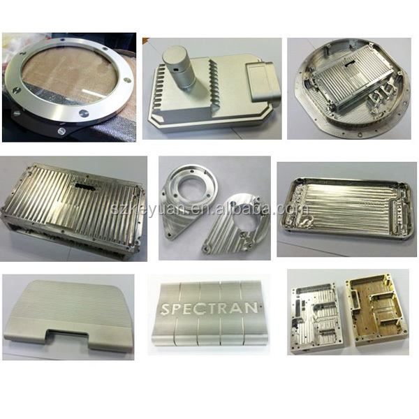 professionnel cnc prototype en métal