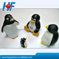PU Foam designed lovely stress penguin