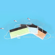 Good quality surgical dental face mask with eye shield