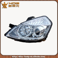 Best sale auto accessoires, head lamp for NEW EXCELLE OEM:L 9040893 R 9040894