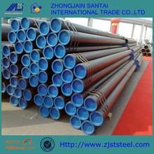 Astm A213 TP321 aleación galvanizado de carbono inoxidable de acero sin costura tubo / tubería de acero
