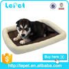 OEM plush dog beds,high quality pet cushion for Chirstmas gift