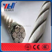 types of steel wire rope