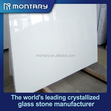 Top quality good price milky white sheet glass laminated