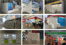 Shell Scheme Booth , Custom made booth design , Booth fabrication