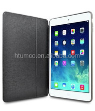 Newly design stand PU shell,Ultra Slim case,Air Frame shell for Apple iPad Air