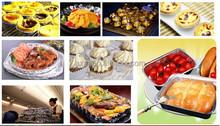 aluminium foil food container / foil tray/ foil pan / disposable
