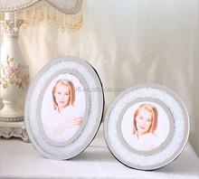 European stylish crystal wedding photo frames