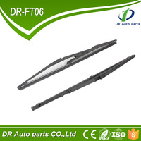 Car Wiper Rubber Replacement Parts For Fiat Tempra Auto Parts Windshield Rear Wiper Arm And Blade