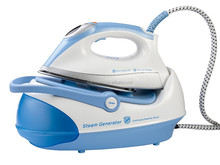 Electric Steam Station iron / Electric Steam Generator Iron with 2400W /Steam Station Iron with Boiler Continuous powerful blast