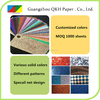products china color acceptable self adhesive glitter paper