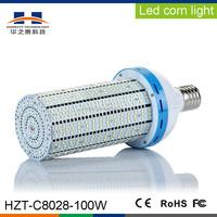 High quality hot sell with 3 years warranty 100W led corn light corn led lamp e40 100 watt