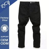 Bargain Sale 2015 Latest Design Quick Dry Mens Brushed Denim Jeans