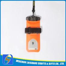 2014 wholesale custom waterproof cell phone case