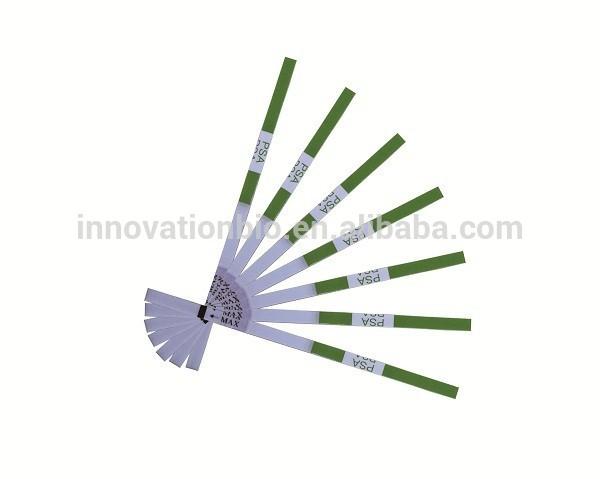 marcadores tumorales de dispositivos de prueba de psa tiras de prueba
