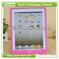 Shenzhen wholesale for ipad cases and covers silicone case for ipad 2/3 new ipad