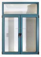 Constmart 2015 newest aluminum extrusion double glazed tempered glass tilt& turn window