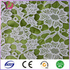 Polyester corded lace fabric for wedding dress