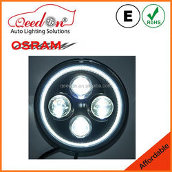 Qeedon oem parts sliver solar powered led light bar