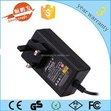 Mounting wall type ac adaptor ac 230v dc 12v 3A