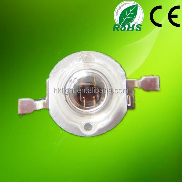 factory pirce epileds chip 3w 660nm deep red led