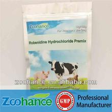 robenidine clorhidrato de premezcla