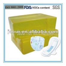 baby diaper raw material/as Henkel Glue for Diaper