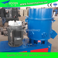 waste plastic waste film densifier with strong force