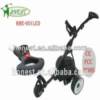 2015 Newest Electric Golf Trolley with PDC Function HME-601LED