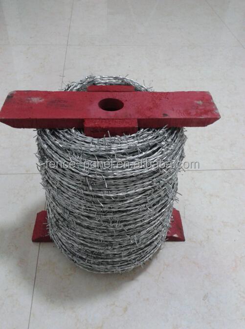 Дешевые колючая оцинкованная стальная проволока