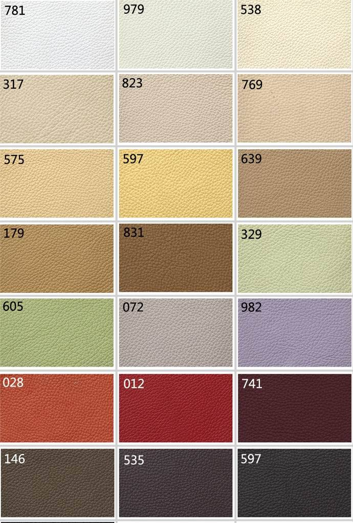 Sofa Leather Colors